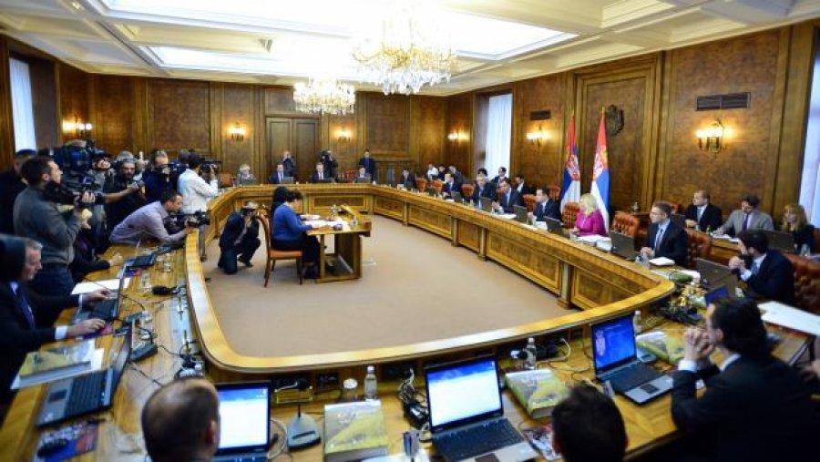 Sedniva Vlade Srbije: usvojen Predlog zakona o policiji