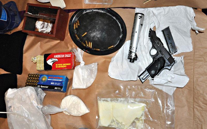 Beograd: uhapšeni dileri droge