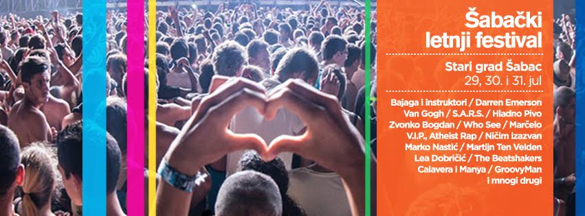 Počinje prodaja ulaznica za Šabački letnji festival