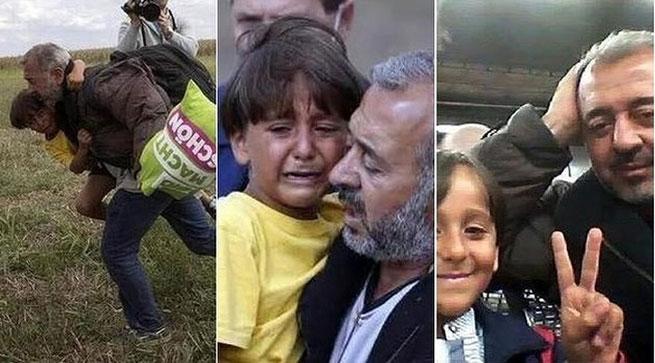 Sirijac kojeg je srušila mađarska novinarka traži pomoć premijera Španije
