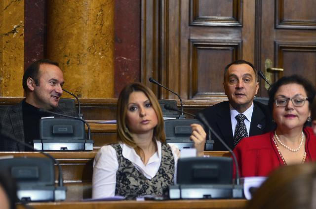 Skupština Srbije: rasprava o budžetu za 2016. godine