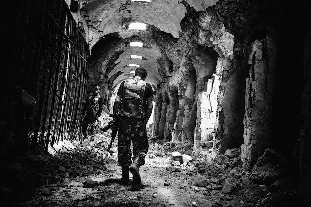 OTVORENO PREDAVANJE: GRAĐANSKI RAT U SIRIJI – FOTOGRAFISANJE LJUDSKOG ŽIVOTA