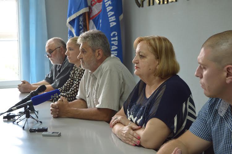 """Konferencija za medije u SRS: kako su """"nepismeni"""" radikali """"doktorirali"""" u SNS? (video⇒)"""