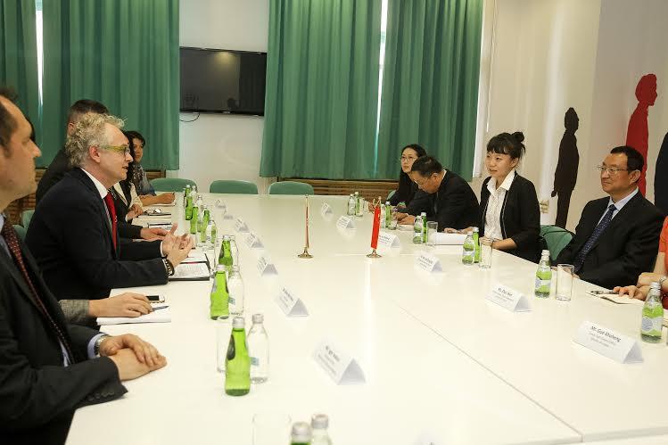 Kina – Srbija: Nastavak uspešne saradnje u oblasti kulture