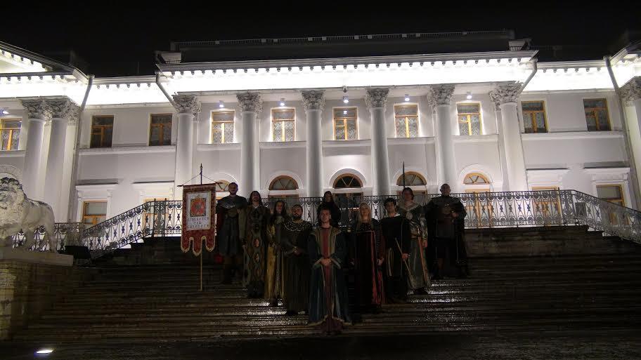Srpski umetnici zadivili Petrograd