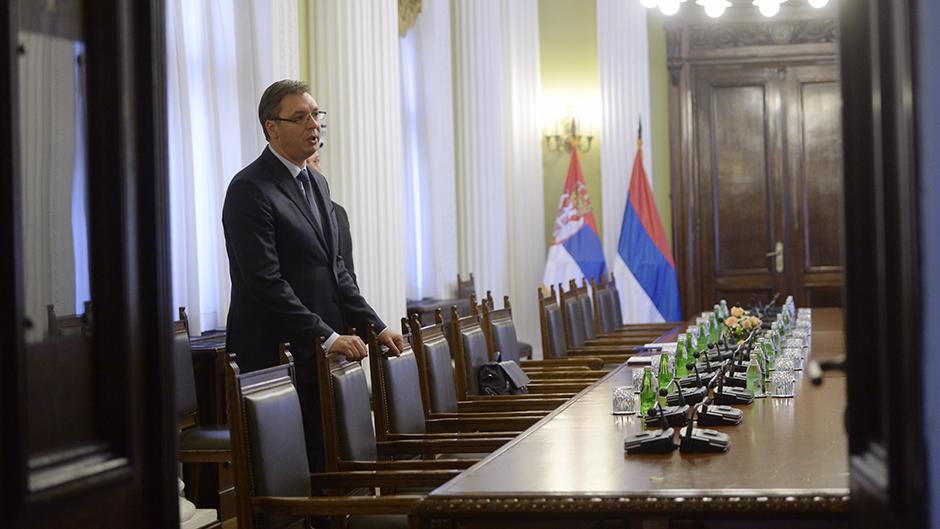 Vučić: Vlada – posle novog kruga konsultacija