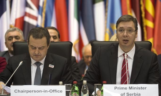 Pozdravni govor Aleksandra Vučića na početku rada Ministarske konferencije OEBS-a